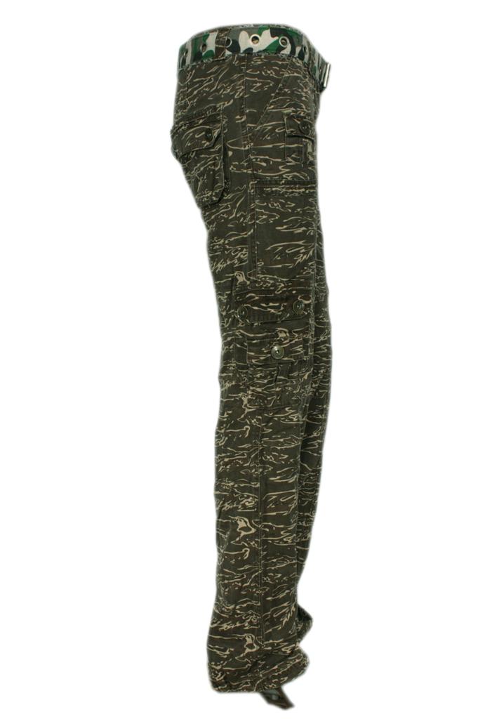 3aef37c3844b Dámské maskáčové kalhoty